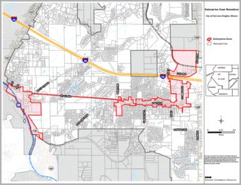 Enterprise Zone Map Resized