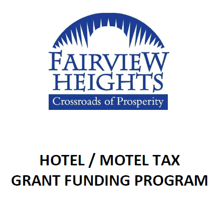 Hotel/Motel Tax Grant Funding Applicant Packet
