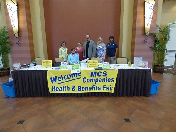 2017 Employee Health Fair - Organizers